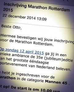 Marathon Rotterdam 2015